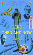 GERD now and then